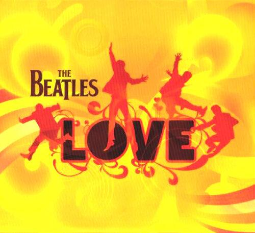 битлз любовь. love beatles