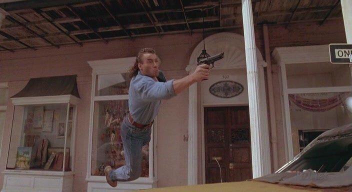 Трудная мишень - Hard Target (1993) HDTVRip