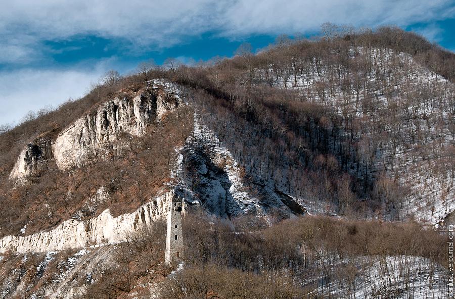Аргунское ущелье