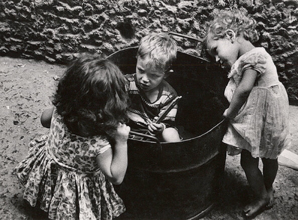 Naples, 1961 herbert list