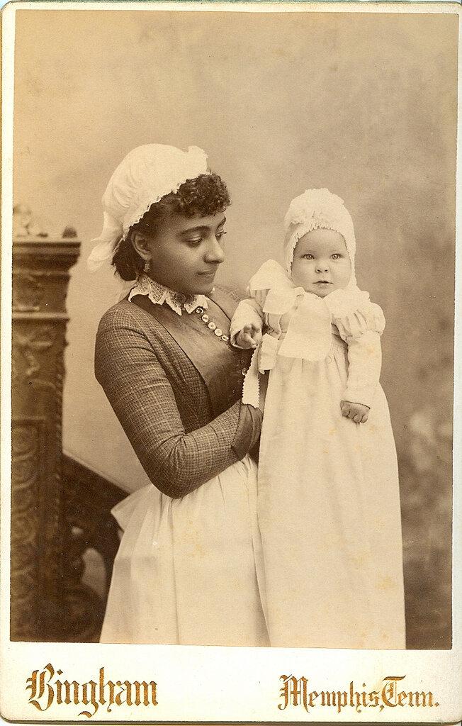 African American nanny