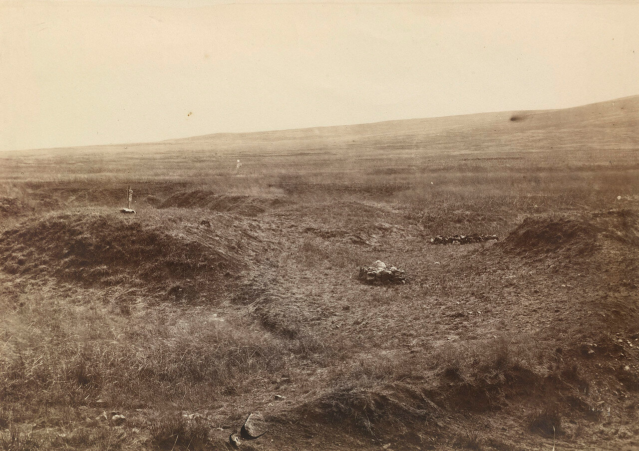 Место, где Наполеон погиб в Зулуленде