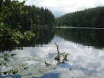 озеро в Петяярви (под Питером)