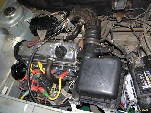 Как его сделать двигатель ибадуллаева 62