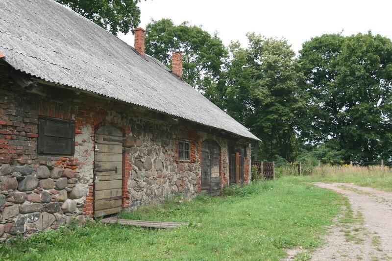 Конюшни Инстербургского замка, г. Черняховск
