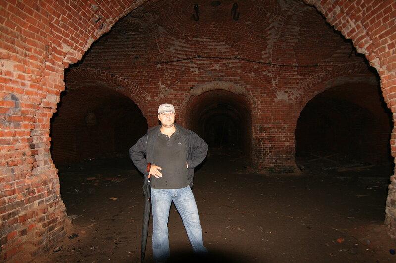 Загадки Пятого форта