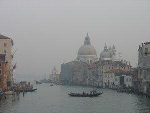 Венеция, январь