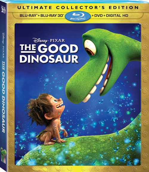Хороший динозавр / The Good Dinosaur (2015/BDRip/HDRip)