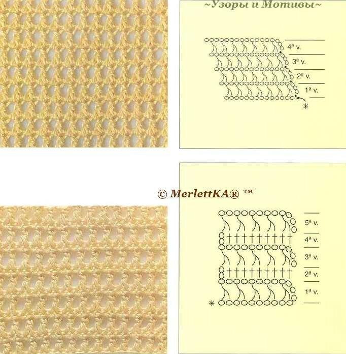 Вязание расшифровка схем крючком расшифровка
