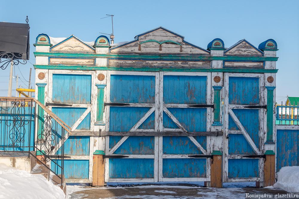 Татарские ворота.
