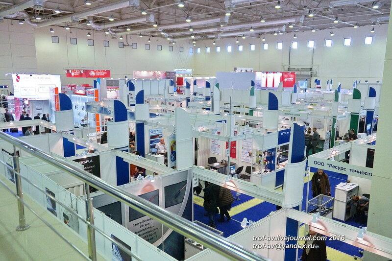 11-я международная специализированная выставка оптической, лазерной и оптоэлектронной техники ФОТОНИКА-2016, Москва
