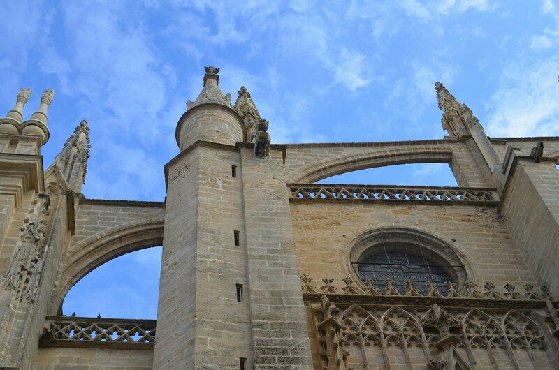 Севильская архитектура
