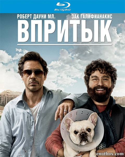 Впритык / Due Date (2010/BDRip/HDRip)