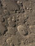 Луна, район кратера Тихо. Утро 4.10.2015г.