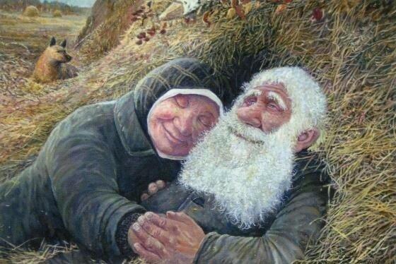 картины Леонида Баранова