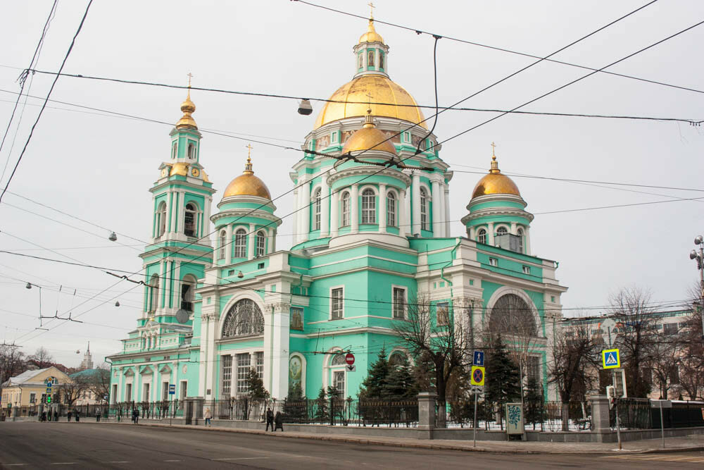 Елоховский собор