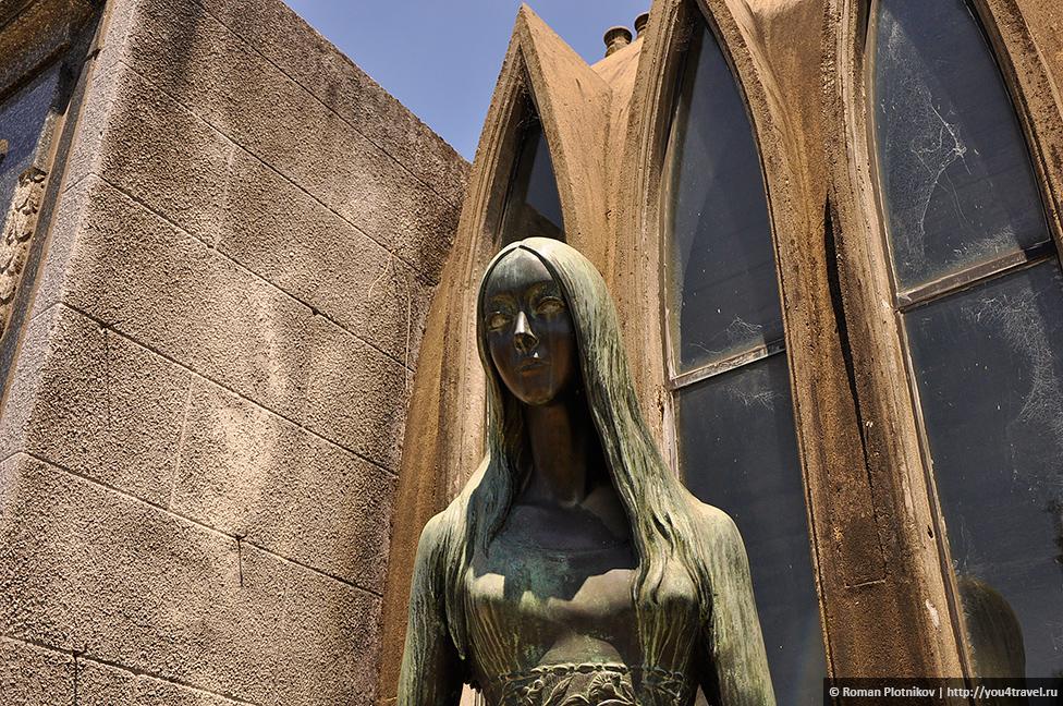 0 3eb7de c23c9113 orig День 415 419. Реколета: кладбищенские истории Буэнос Айреса (часть 2)