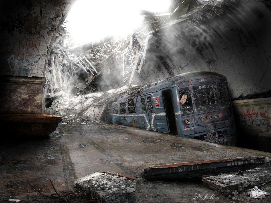 Апокалипсис от Владимира Манюхина (17 фото)
