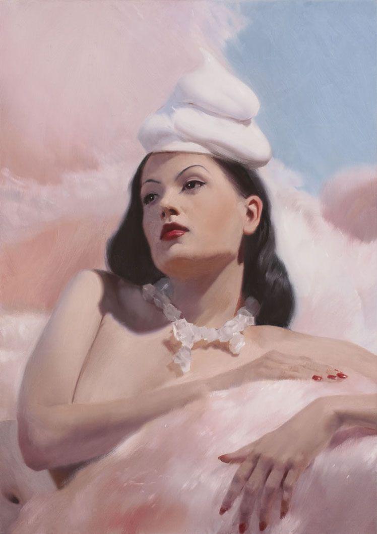 Небесные картины художника Will Cotton