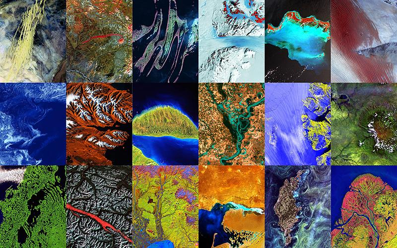 Земля как произведение искусства
