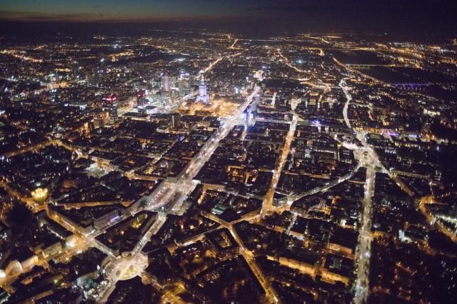 «Я пытаюсь сломать стереотипы об этом городе, потому что Варшава развивается как никогда прежде