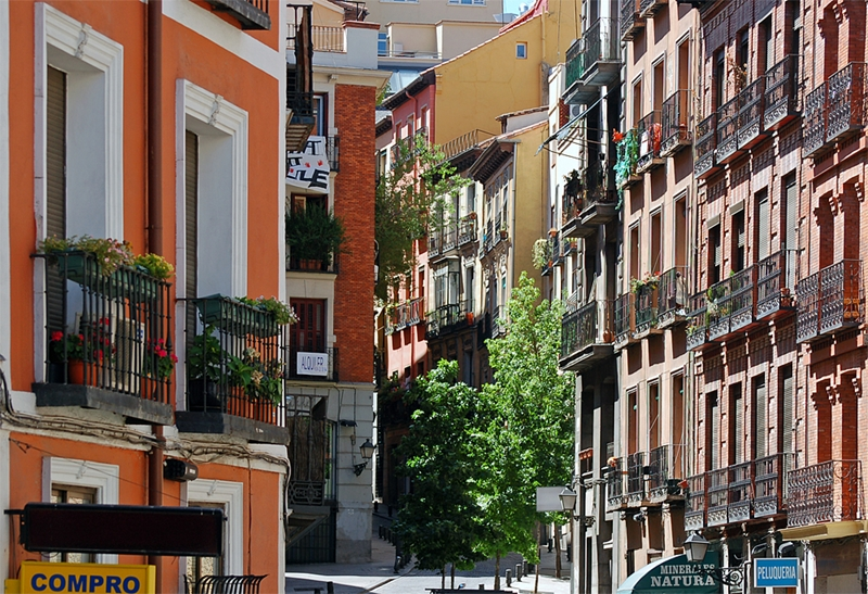 Улицы и архитектура Мадрида фото 14