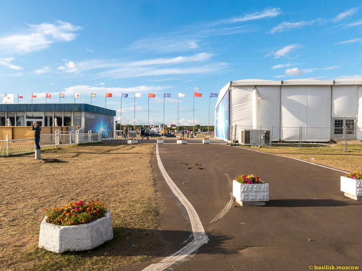 МАКС-2015. Московский авиакосмический салон. Август 2015