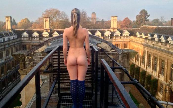 В Кембридже выбирали лучшую жопу