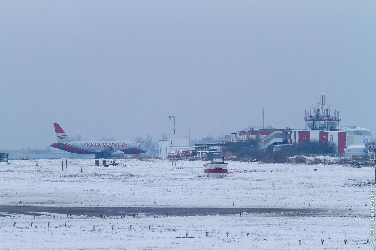 Red Wings начали полёты в Саратов 9