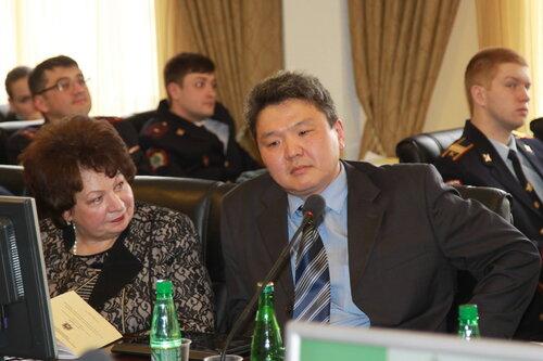 Пинкевич Татьяна Валентиновна и Гармаев Юрий Петрович
