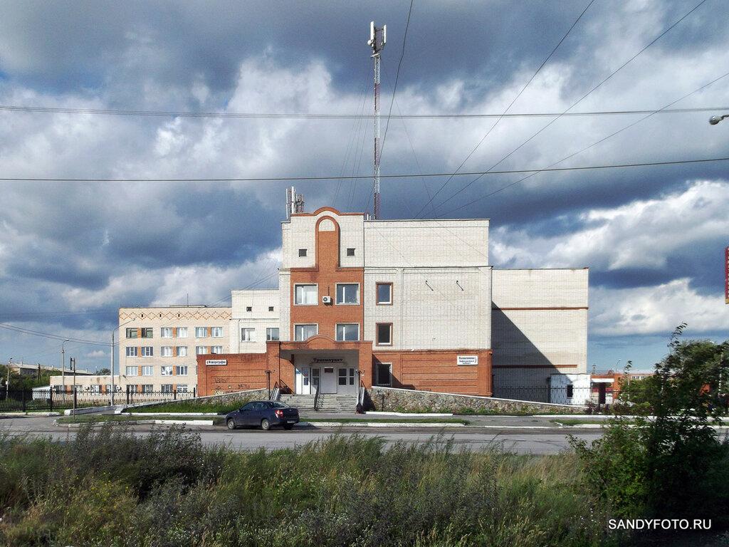 Центральная районная больница Троицка