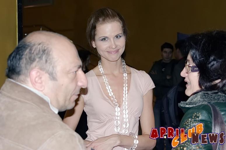 Михаил Багдасаров, Наталья Лесниковская