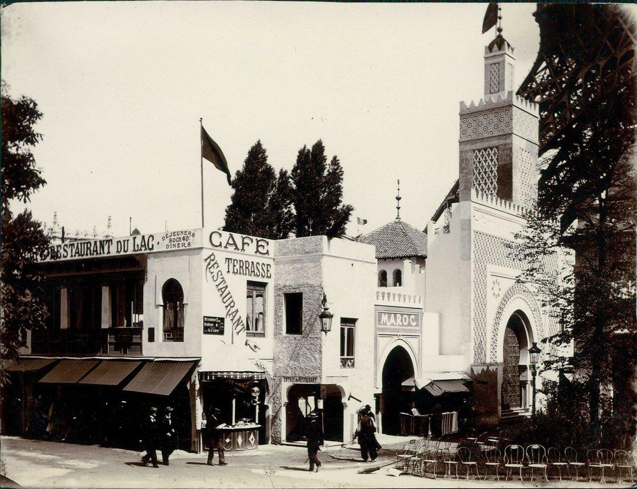 Павильон Марокко