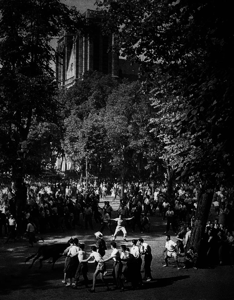 1949. Праздник в Байоне