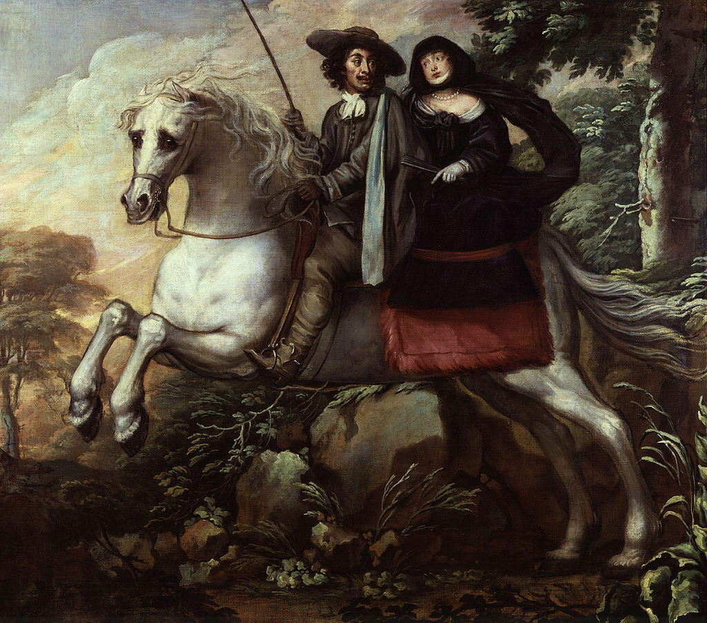 King_Charles_II_and_Jane_Lane_riding_to_Bristol_by_Isaac_Fuller.jpg