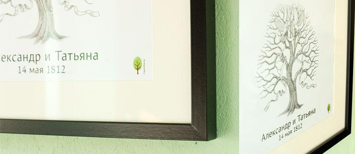 Дерево пожеланий, свадебный альбом, книга пожеланий