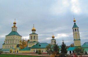 Иоанно-Богословский монастырь. Саранск, Мордовия