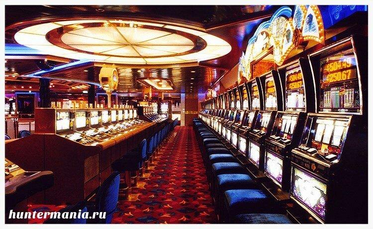 Запрет на азартные игры
