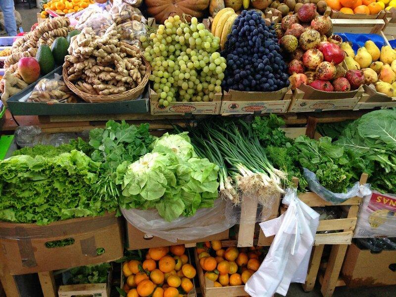 рынок в Будве