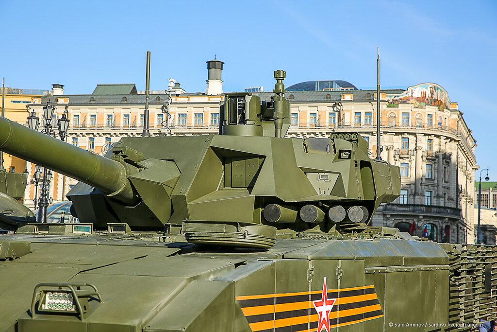 Анатолий Вассерман: Жизненно необходимые танки. Оружие не прошлого, но будущего