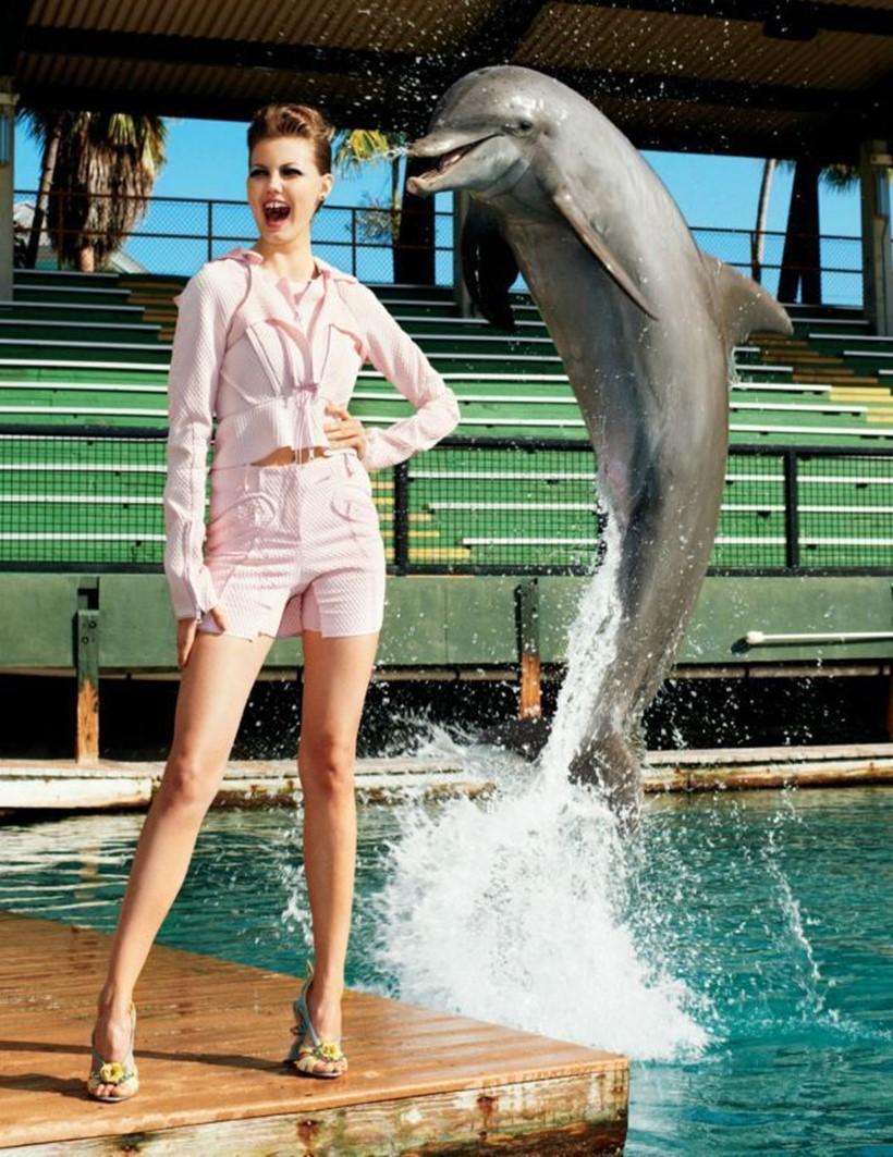 Беременная женщина и дельфин акушер 0 12e248 2d05b8b3 orig