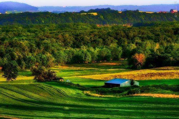 Прекрасная Америка: 50 штатов в пятидесяти фотографиях