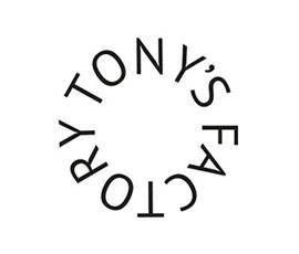 Логотип Tony's Factory
