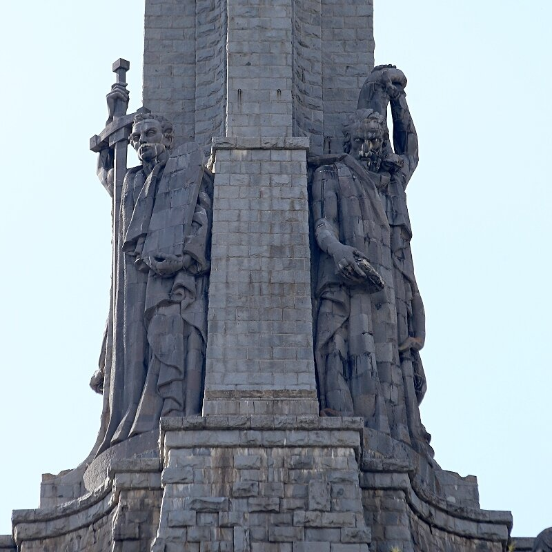 Долина Павших, Сан Лоренцо эль Эскориал. (San Lorenzo de El Escorial. Valle de los Caídos)