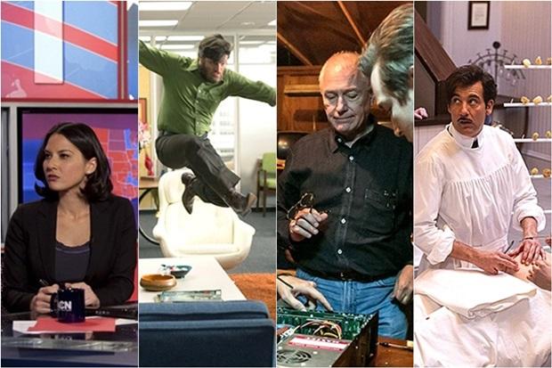 Топ 8 современных сериалов о профессиях