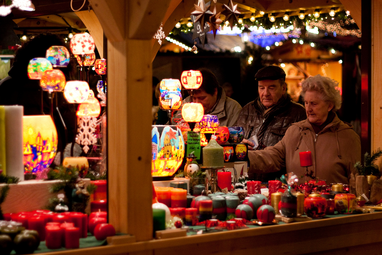 Волшебство в Германии. Рождественские ярмарки