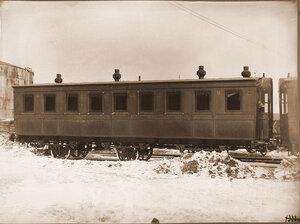 Общий вид одного из вагонов.