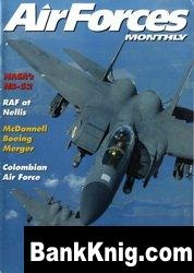 Журнал Air Forces Monthly №2  1997