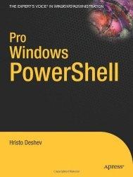 Книга Pro Windows PowerShell