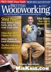 Журнал British Woodworking №47